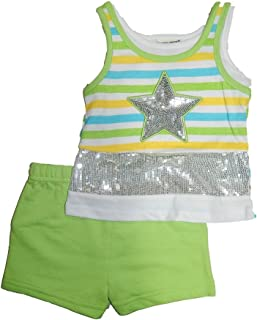 Buster Brown Two Piece Girls Set