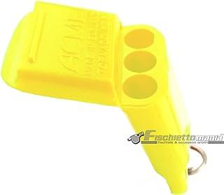 Acme Tornado 635 Pealess Whistle (Yellow)