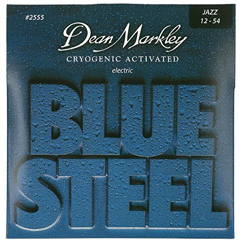 Dean Markley 2555 - Juego de cuerdas para guitarra eléctrica de acero...