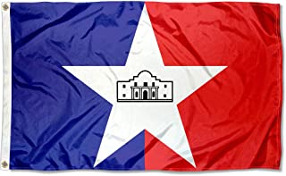 Best Sports Flags Pennants Company City of San Antonio Flag 3x5 Foot Banner Review