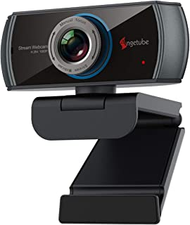 LOGITUBO Stream Webcam for Video Conferencing/Recording/Stre