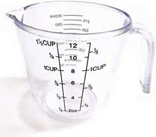 Best clear plastic measuring cup Reviews