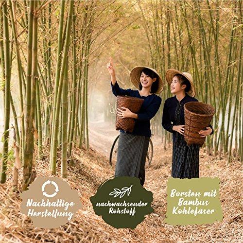 Bambus Zahnbürste - 8