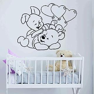Beautiful Wandtattoo Winnie Pooh Contemporary - Erstaunliche ...