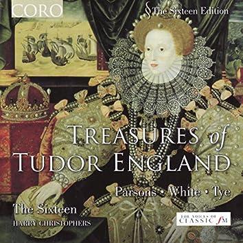 Treasures of Tudor England