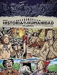 Historia de la humanidad en viñetas par Bou Quim