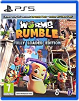 Worms Rumble Fully Loaded Edition (PS5) (輸入版)