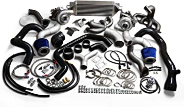 MMI GM VORTEC TWIN TURBOCHARGER KIT PACKAGE CHEVY GM 4.8L 5.3L 6.0L SILVERADO SIERRA YUKON TAHOE SUBURBAN