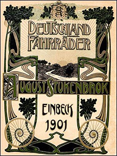 Stukenbrok - Illustrierter Hauptkatalog 1901 für Deutschland-Fahrräder und Zubehörteile, August Stukenbrok: Mit einem Vorwort von Elke Heege.