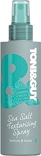 Toni & Guy Sea Salt Texturizing Spray - 200 ml