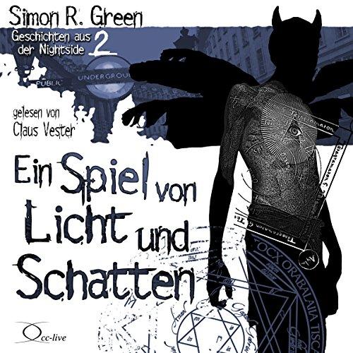 Ein Spiel von Licht und Schatten (Geschichten aus der Nightside 2) Titelbild