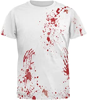 Best white t shirt with blood Reviews