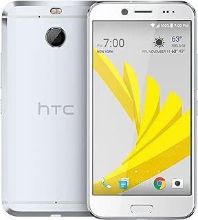 HTC 10 evo (M10f) 3GB / 32GB 5.5-inches Factory Unlocked - International Stock No Warranty (Silver)