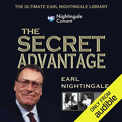 The Secret Advantage audiobook cover art
