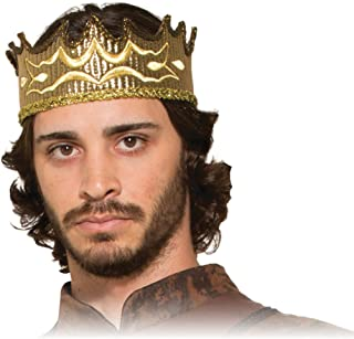 Forum Novelties Medieval Fantasy King Crown-