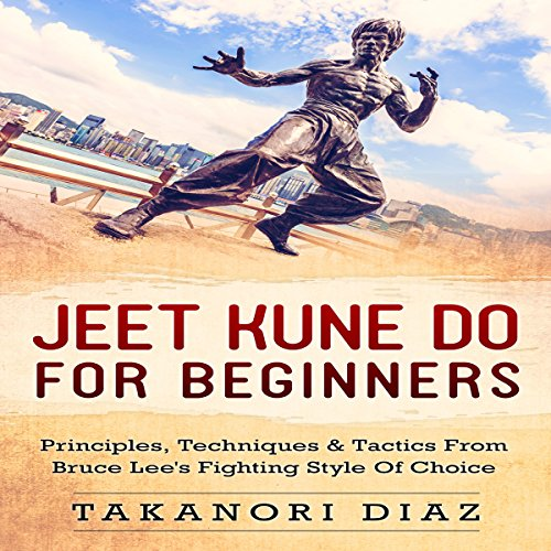 Jeet Kune Do for Beginners audiobook cover art