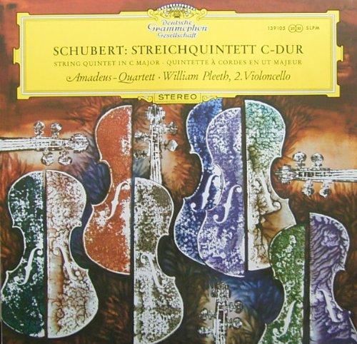 Schubert: Streichquintett C-dur D. 956 (op. 163) [Vinyl LP] [Schallplatte]