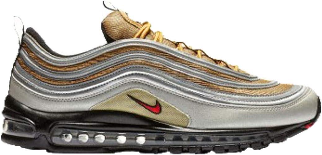 air max 97 bianche e argento