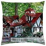 Cottage delight - Funda de cojín (18