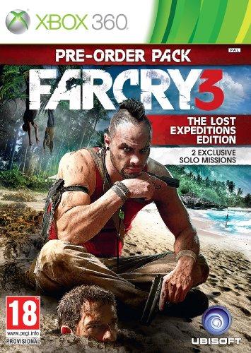 Far Cry 3 - The Lost Expeditions Edition (Xbox 360) [Importación inglesa]