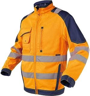 DASSY Magnetic Bundhose Arbeitshose lehmbraun//grau Workwear Codura 250g//m²