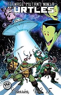 Teenage Mutant Ninja Turtles: Classics Vol. 5