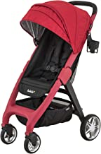 Larktale Ultra Compact Chit Chat Stroller, Barossa Red