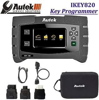 Autek iKey820 – Automotive Key Programmer (Black)