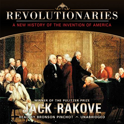 Revolutionaries audiobook cover art