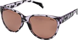 Lilac Tortoise/Polarized Rose Lens