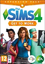 The Sims 4 Get To Work by Electronic Arts Open Region - PC