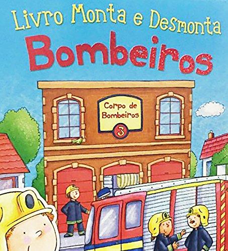 Livro Monta e Desmonta: Bombeiros: 02