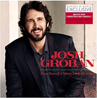 """Josh Groban – Have Yourself A Merry Little Christmas (Limited Edition Transparent Green 7"""" Vinyl)"""