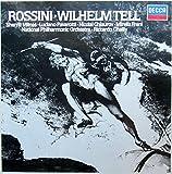 Rossini: Guglielmo Tell (Wilhelm Tell) (Gesamtaufnahme, italienisch) [Vinyl Schallplatte] [4 LP Box-Set]