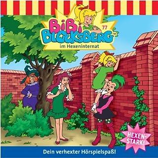 Bibi im Hexeninternat audiobook cover art