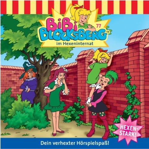 Bibi im Hexeninternat Titelbild