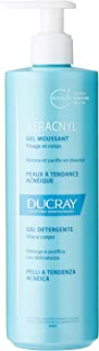 Ducray Keracnyl Moussant Foaming Gel 200 ml, Pack of 1