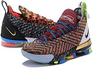 Mens Synthesis Sneaker Shoes Lebron 16 Basketball Shoes
