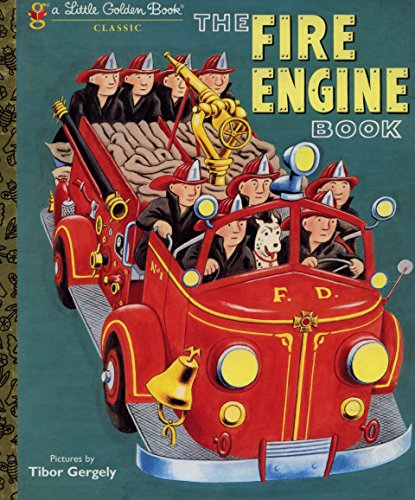 The Fire Engine Book (Little Golden Book)の詳細を見る
