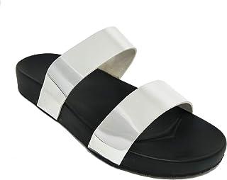 KLAUR MELBOURNE Women 0 Inch Heel NA Sandal H101