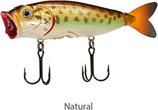 """eMinnow World's Most Advanced bass Lure BassKisser – Patented auto Sequence Swimming Action mimics Live Bait,  Built in Unique Vibration & Harmonic Resonator – 4.16"""" Natural Pearl"""