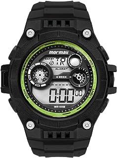 f51e5c0f0d7 Relógio Mormaii Digital Lumi Wave MO9000C8V Preto