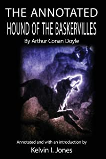 THE ANNOTATED HOUND OF THE BASKERVILLES