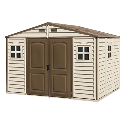 10ft X 8ft Shed Amazoncouk