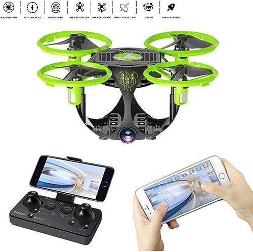 aquí tiene la última Xianxian88 Plegable FPV FPV FPV Control Remoto Drone, 720P HD cámara Drone, 360 ° Flip un botón de Arriba-Aterrizaje Control de Velocidad, 2.4 GHz 4-Axis RC Drone  buen precio