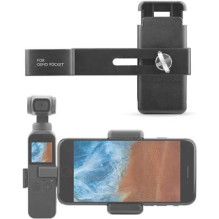 MILL DJI OSMO POCKET 2携帯電話ホルダーと互換性があり、三脚延長アクセサリー付き (携帯電話固定ブラケット)