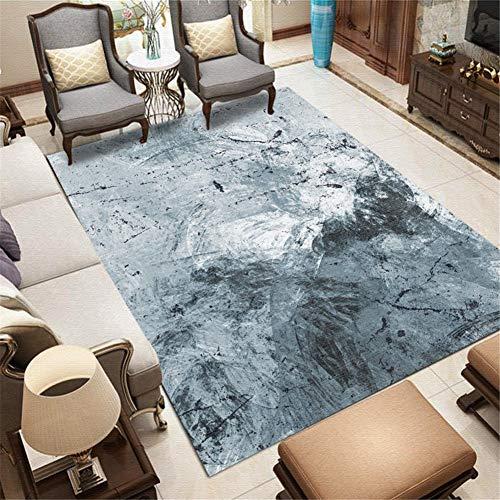 Joondyb Fashion Home Modern 3D Rug Living Room Floor Creative Xmsuitable for Home Bedroom Yoga Non-Slip Washable Carpet H2113-240X330cm