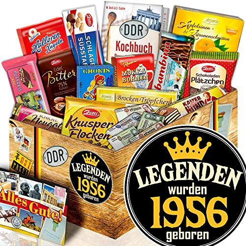 Legenden 1956 / 1956 Geschenke / DDR Schokoladen Set XL