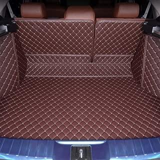 pour Mercedes Benz W164 W166 Ml Gle Ml350 Ml400 Ml500 Gle300 Gle320 Gle400 Gle450 Tapis de coffre de voiture sur mesure Tapis de chargement sp/écial,Caf/é Lu Ury PXX Tapis de coffre de voiture