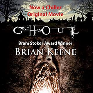 Ghoul audiobook cover art